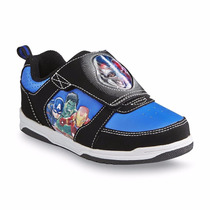 Zapatillas Avengers Luz Luces Disney Import Usa, V. Crespo