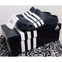 Sandalias Ojotas Adidas Duramo Clog Color Negro (ultimas)