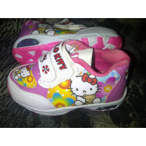 Zapatillas Kitty +bolsa De Regalo +librito Pintar+stickers