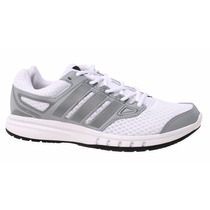 Zapatillas Adidas Modelo Running Galactic Elite Blanco/gris