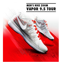 Zapatillas Vapor Zoom 9.5 Tour - Tenis - Federer
