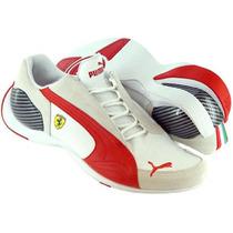 Zapatillas Puma Sf Trionfo Ferrari - Unicas En Mercadolibre