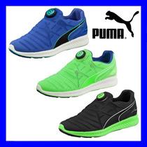 Envío Gratis! Zapatillas Puma Ignite Disc Unisex Sin Cordon
