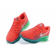 Zapatillas Nike Air Max Flyknit Mujer - Caballito