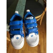 Zapatillas Adidas Monters Inc Usadas Impecable !