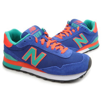 Zapatillas New Balance 515 Azul Fluor. Exclusivas. Oferta!!!
