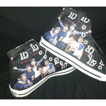 Zapatillas Personalizadas De One Direction!