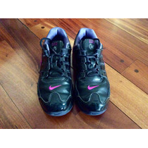 Zapatillas Nike Shox Nz De Nena, Nro 33/2.5y, Impecables.