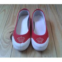 Zapatillas De Tela Nº 36