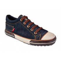 Zapatillas Topper Street Denim Azul Jean Urbanas 2015