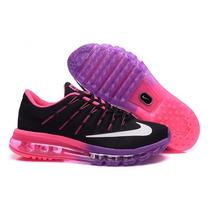 Zapatillas Nike Air Max 2016 Mujer Originales