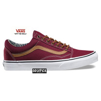 Zapatillas Vans Old Skool Original Importada