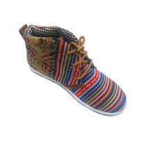 Zapatillas Aguayo 100% Peruano Oferta, Botita Aguayo, Caba