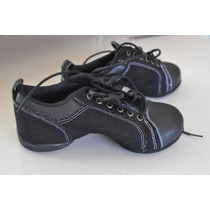 Zapatillas Baile Sansha Voltage Negras Originales Talle 37
