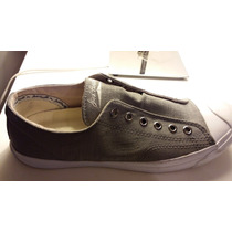 Converse Jack Purcell Sin Cordones!