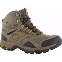 Zapatillas Botin Hi Tec Trekking Outdoor Altitud Sport