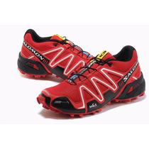 Zapatillas Speedcross 3 Varios Motivos !!!