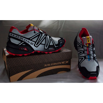 Zapatillas Salomon Speed Cross (running , Treking , Paseo)