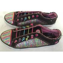 Zapatilla Skechers Nena N° 36 - Muy Buen Estado