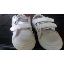 Zapatillas Niños Marca Mim Con Abrojos Talle 29