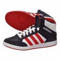 Zapatillas Adidas Vl Neo Hoops Originales