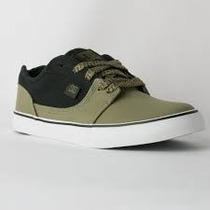 Zapatillas Dc Shoes Tonik Tx (bu3) Verde/negro Skate/urbanas