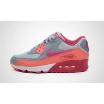 Zapatillas Nike Air Max 90 Mujer!! Lo Ultimo!!