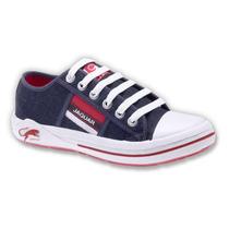 Zapatillas Zapatos Lona Marca Jaguar 421 Originales Oferta