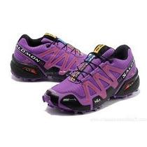 Zapatillas Salomon Speedcross 3 Mujer Importadas Envios !!
