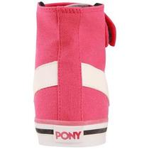 Botitas Ponys Fucsias Nuevas, Originales En Caja
