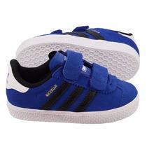 Zapatillas Adidas Gazelle Niño Talle 23.5 Importadas Nuevas!