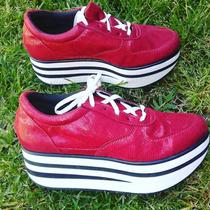 Zapatillas Plataforma !!