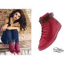 Unicas Botitas Adidas Neo Selena Gomez 38,5 Us7.5