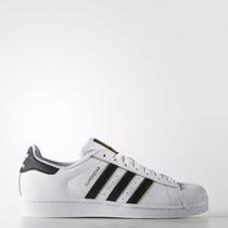 Zapatillas Adidas Originals Superstar - Blanco - # C77124