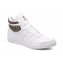 Zapatillas Adidas Top Ten Hi Sleek W