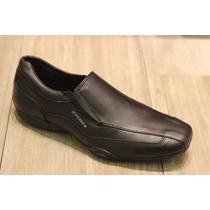 Zapatos Zapatillas Urbanas Mocasines Elastizados Stone Cuero