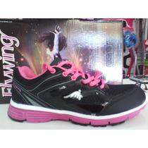 Zapatillas Deportivas Oferta Mujer Nena35/41 Liviana Running