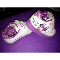 Zapatillas Disney Baby Talle 19!!!