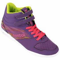 Zapatillas Reebok Dance Mid, Botitas, Talles 36 Y 37,5