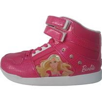 Zapatillas Botitas Barbie Con Luz Addnice Mundo Moda Kids
