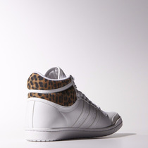 Zapatillas Adidas Originals Top Ten Hi Sleek Mujer