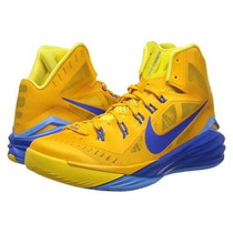 Zapatilla De Basquet Hyperdunk Golden State Warriors Edition