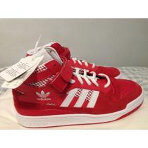 Botitas Adidas Rojas