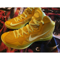 Zapatilla Nike Hiper Disruptor Basketball Us 11.5 = 45