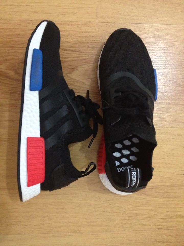 7ce4fa020 adidas nmd negras