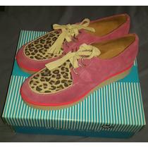 Zapatos Creepers Fragola De Ferli Nuevos