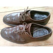 Hush Puppies Zapatos Importados Nº39 Cosidos A Mano
