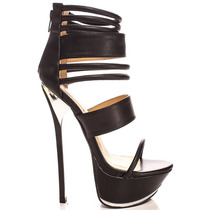 Sandalias Importadas Stiletto Super Altas-exclusivas-usa