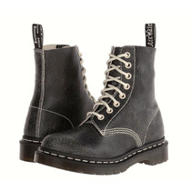 Dr Martens. Gris. Uk 4. Ue 37. Us 6. S/c. Unicos!!!.