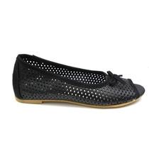 Ballerina Chatita Mujer Zapatos - Boca De Pez - Rimini -